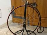 Bicykl w Muzeum Transportu w Dreźnie