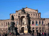 Opera Sempera w Dreźnie