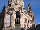 Pomnik Marcina Lutera w Dreźnie