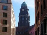Wieża Ratusza w Dreźnie
