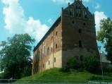 Zamek Krzyżacki Działdowo