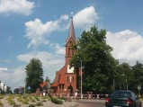 Kościół św. Wojciecha, Działdowo