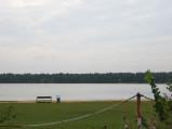 Plaża i miejsce na plażowanie, Jezioro Firlej