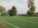 Boisko sportowe w Gąsiorowie
