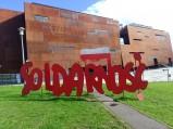Znak Solidarność, Gdańsk