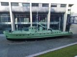 Ścigacz Batory, Muzeum Marynarki Wojennej, Gdynia