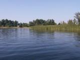 Widok na kąpielisko w Grabniaku