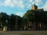 Kościół parafialny p.w. Podwyższenia Krzyża Świętego w Hucie Dąbrowie
