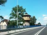 Wieża ciśnień w Iłowie-Osadzie