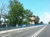 Wieża ciśnień i wjazd na wiadukt, Iłowo-Osada