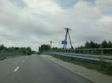 Most na rzece Tymiance w Jedlińsku