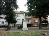 Figura św. Wawrzyńca, Rynek w Jedlińsku