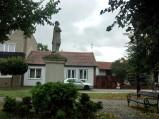 Figura św. Wawrzyńca w Jedlińsku