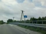 Most na rzece Tymianka, Jedlińsk
