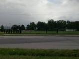 Stadion LKS Berta Jedlinsk w Jedlińsku