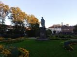 Pomnik, Hoglands Park, Karlskrona