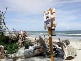 Wejście na plażę nr 14, Karwieńskie Błoto II