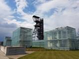 Wieża szybu Warszawa II, Muzeum Śląskie Katowice