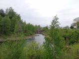 Jezioro Szmaragdowe w Kielcach