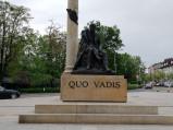 Pomnik Henryka Sienkiewicza w Kielcach