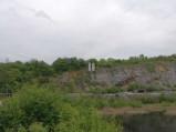 Tablice X Przykazań, Jezioro Szmaragdowe w Kielcach