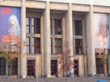Wejście do Muzeum Narodowego w Krakowie