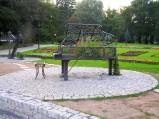 Fortepian, Ogród Muzyczny w Parku Zdrojowym w Kudowie Zdrój