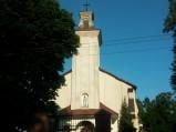 Fasada, Kościóła św. Marcina i Mikołaja w Kuflewie