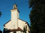 Wieża kościoła w Kuflewie