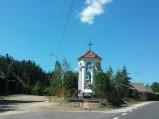 Kapliczka w Łążku