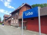 Stacja PKP w Łebie