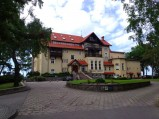 Dziedziniec Hotel Neptun, Łeba