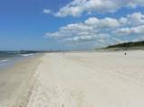 Plaża, Łeba