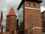 Baszta nr 24, Baszta Oszklona, Lębork