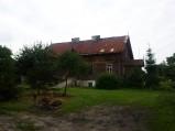 Dawna drewniana plebania w Łęcznej