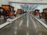Powozy w Narodowym Muzeum Powozów w Lizbonie