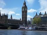 Big Ben i Pałac Westminsterski w Londynie