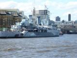 HMS Belfast, Londyn