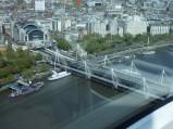 Most przed stacją kolejową Charing Cross Station