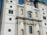 Fasada Katedra w Łowiczu