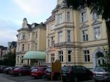 Hotel Kaiserhof w Lubece