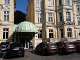 Wejście Hotel Kaiserhof w Lubece