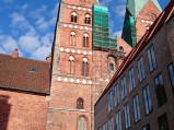 Marienkirche w Lubece