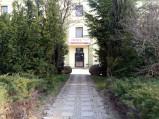 Wejście do Hotelu Młyn w Lublinie