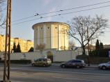 Wieża ciśnień, Aleje Racławickie, Lublin