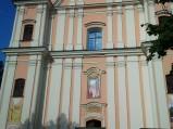Kościół p.w. Podwyższenia Świętego Krzyża w Łukowie