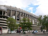Stadion Santiago Bernabeu w Madrycie
