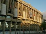 Wejście Stadion Santiago Bernabeu, Madryt