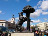Pomnik z herbem miasta
