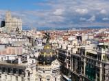 Figura Wiktorii, Budynek Metrópolis, Madryt
